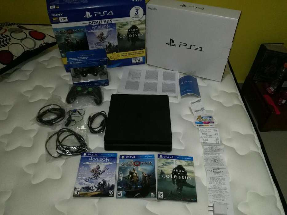 Consola Playstation 4 Slim 1000gb