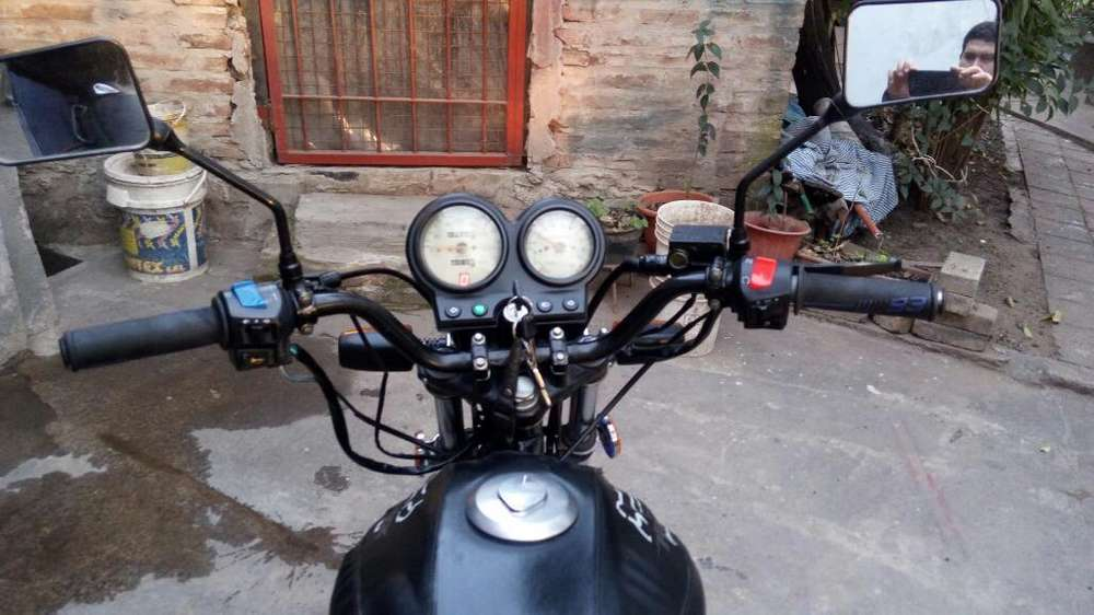 Moto Cerro 150