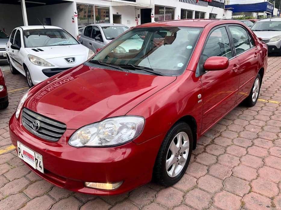 Toyota Corolla 2005 - 260000 km