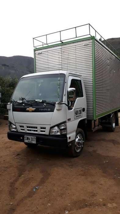 Chevrolet Nkr Lll Modelo 2008