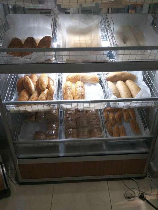 Vendo Montaje para Panaderia