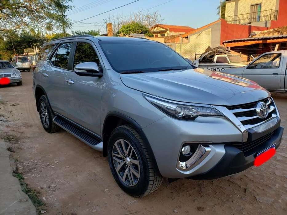 <strong>toyota</strong> Fortuner 2019 - 11840 km