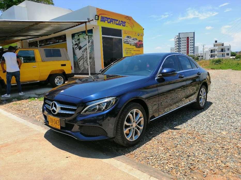 Mercedes-Benz Clase C 2017 - 15000 km