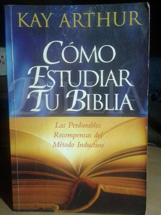 COMO ESTUDIAR TU BIBLIA