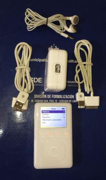 iPod 20 Gb de Coleccion
