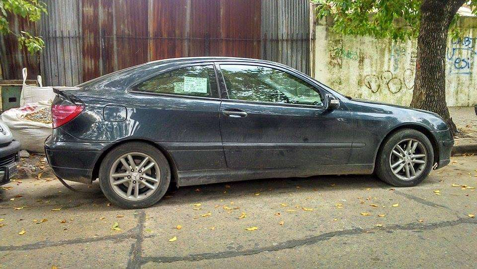 <strong>mercedes-benz</strong> Clase C 2002 - 240000 km