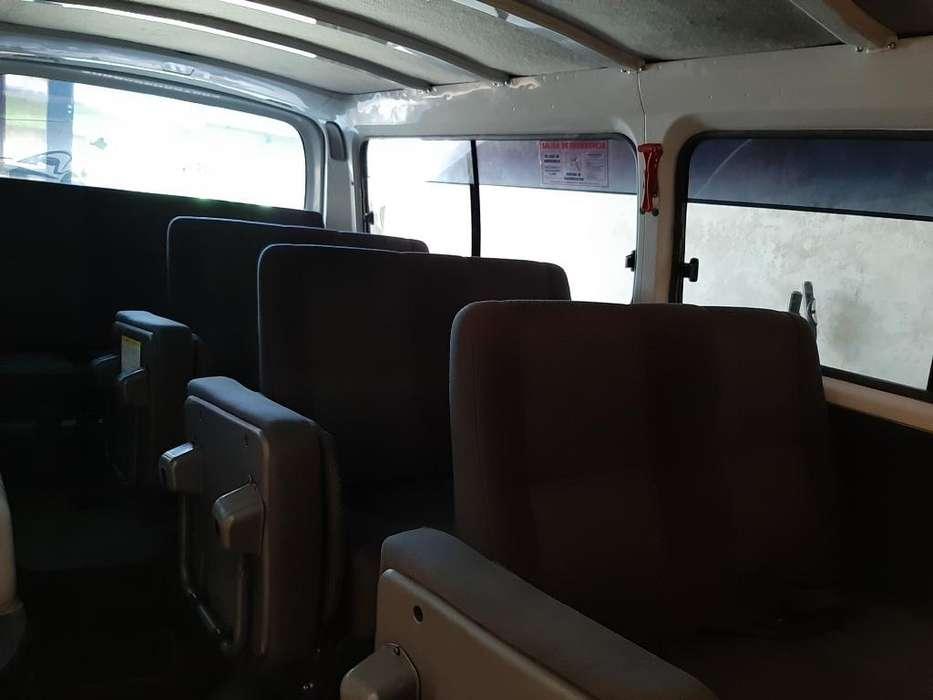 Sillas Microbus