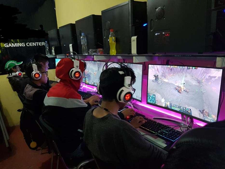 Internet Gamer Lan Center Traspaso