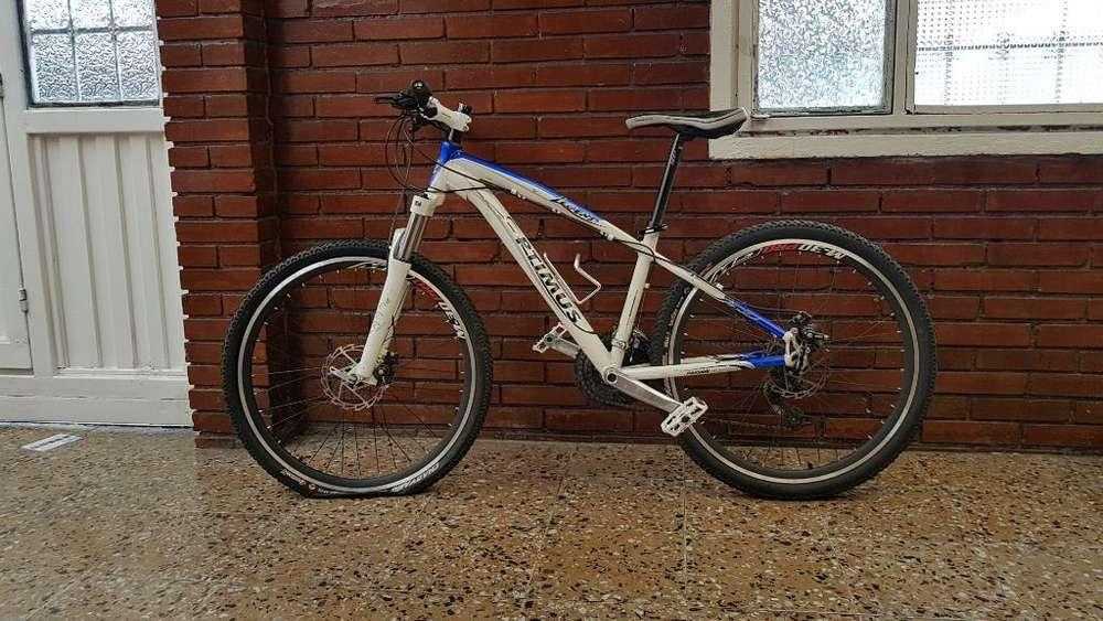Bicicleta Todo Terreno Optimus