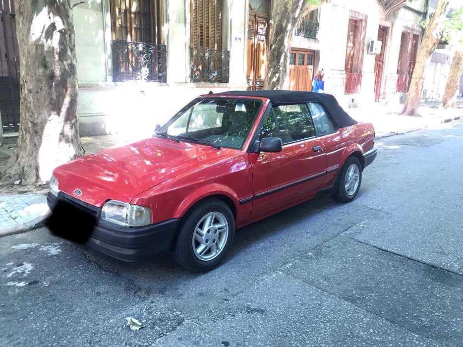 <strong>ford</strong> Escort 1989 - 120000 km