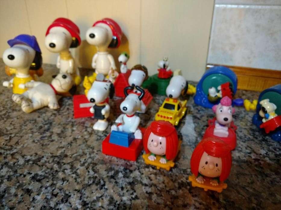 Juguetes Snoopy Coleccionables