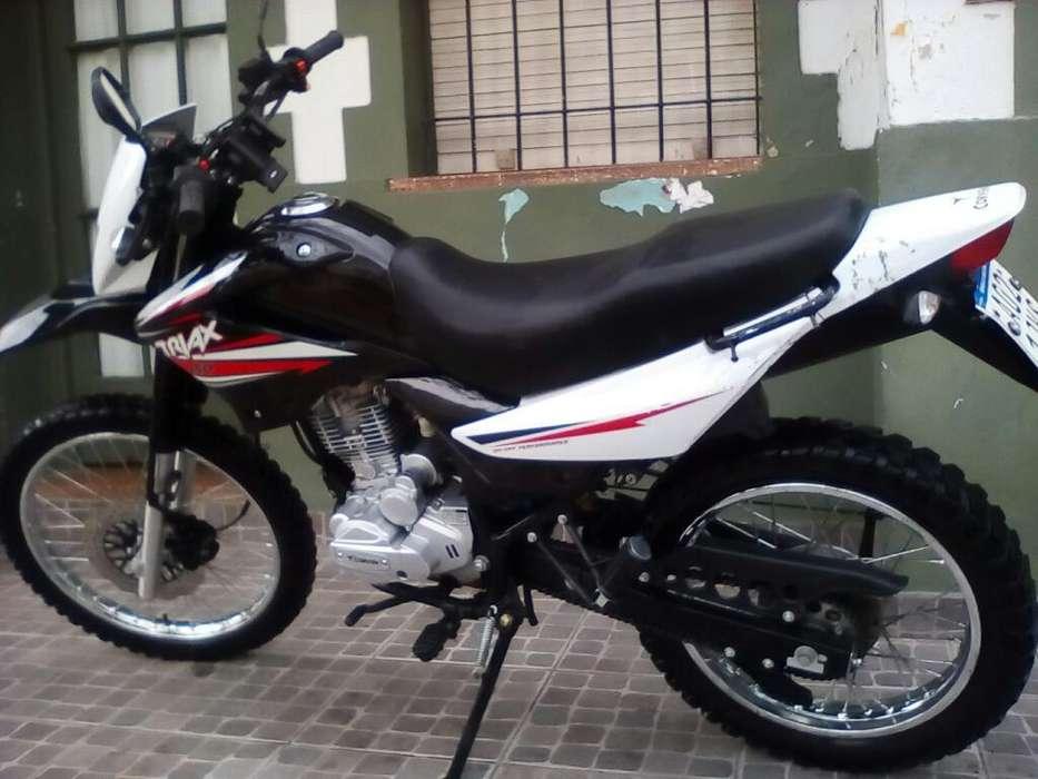 Vendo <strong>moto</strong> Corven Triax 150cc