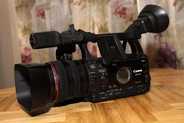 Camara de Video Canon Hdv