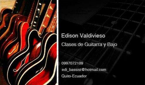GUITARRA FÁCIL 0997072109