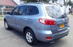 Hyundai  Santa Fe  Aut  7 Ptos 2007