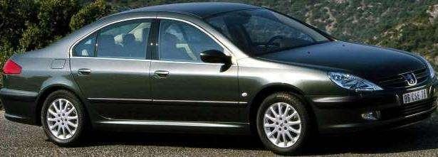 Peugeot 607 99 a 10. Manual de Propietario
