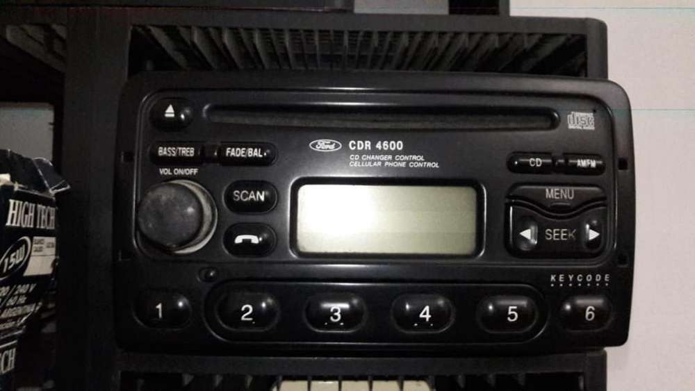Stereo Original Ford Focus 2004-2006