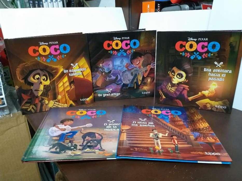 Cuentos Coco Disney Pixar - Elcomercio