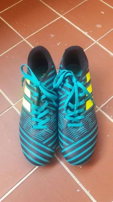 Guayos Adidas Nemesis Originales T 36