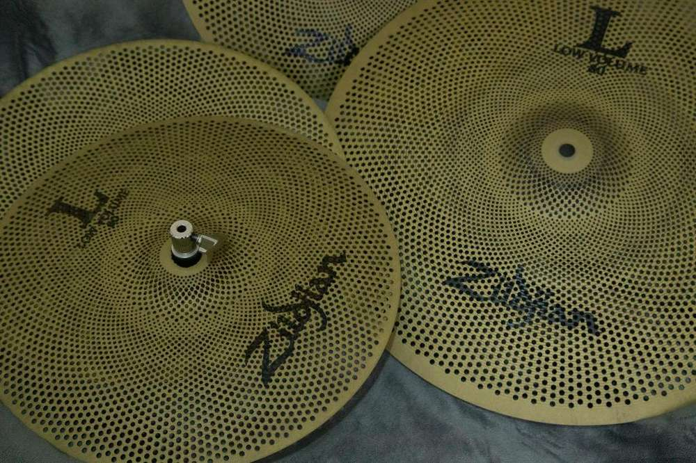 Zildjian Set Low Volume