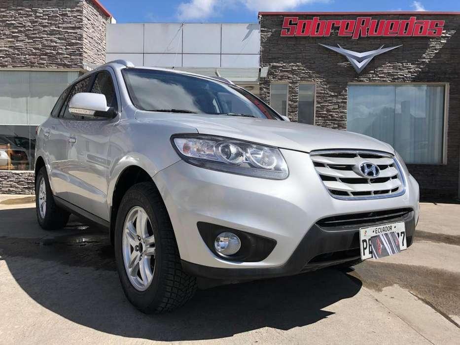 Hyundai Santa Fe 2011 - 117000 km
