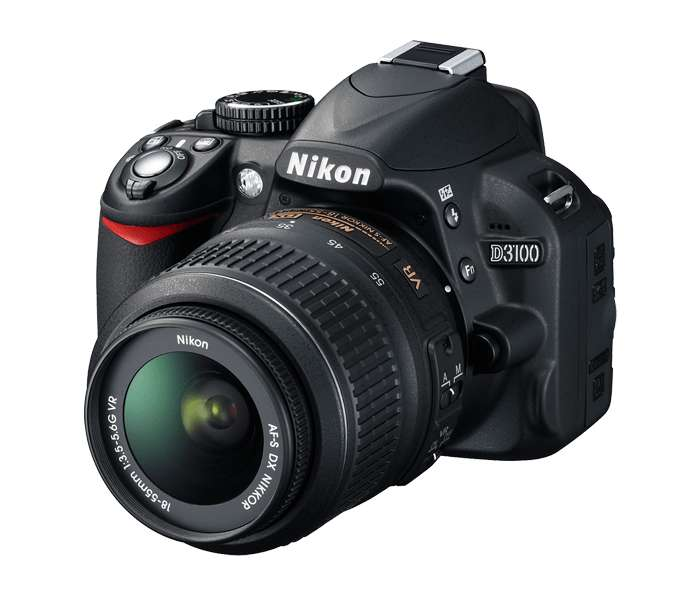Cámara Nikon D3100 Réflex <strong>digital</strong>