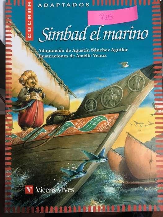 Libro Simbad El Marino