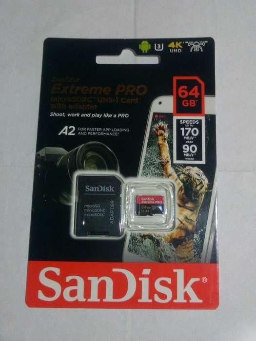 Memoria Extreme Pro 64gb/170(90)