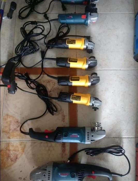 Venta de Pulidoras de Baja Media Y alta potencia llamanos 3206347739 estamos en descuento