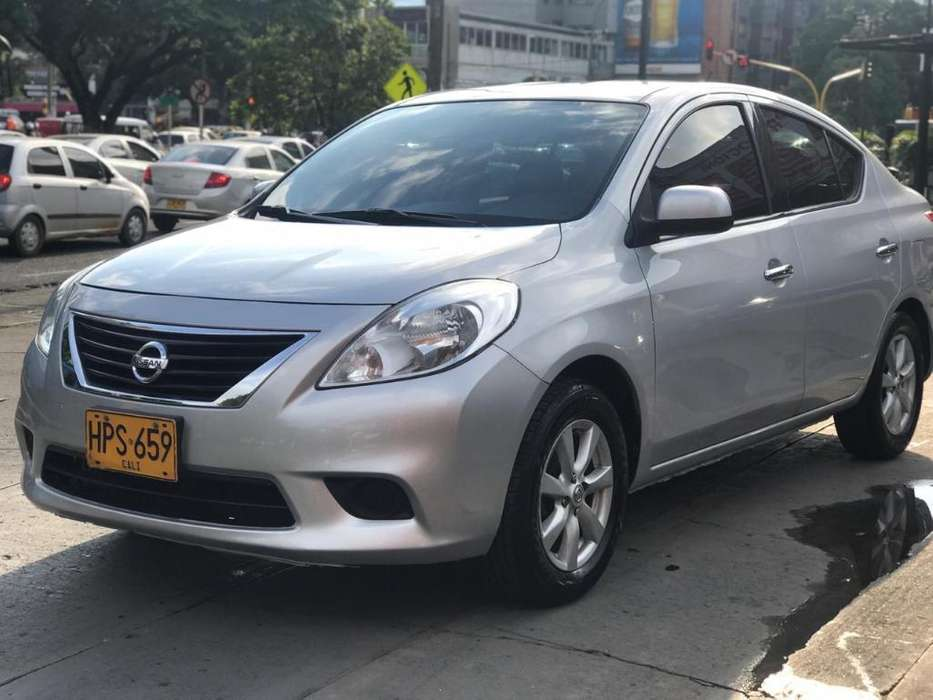 Nissan Versa 2014 - 60000 km