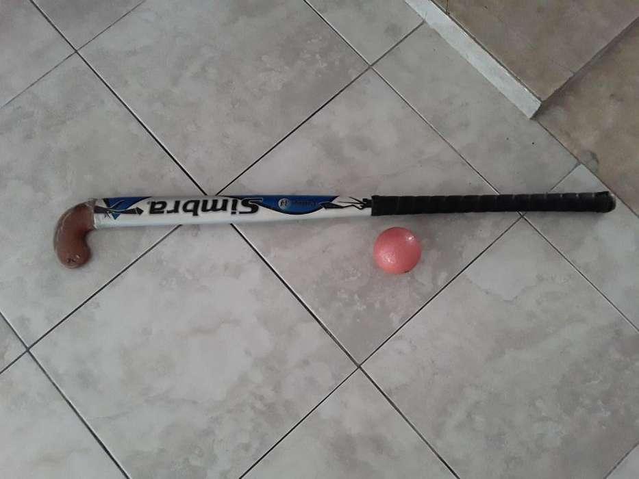 Palo de Hockey 34 Más Pelota