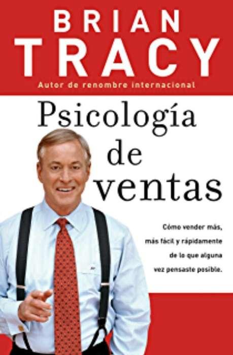 Libro Psicologia de Ventas por Brian Tra