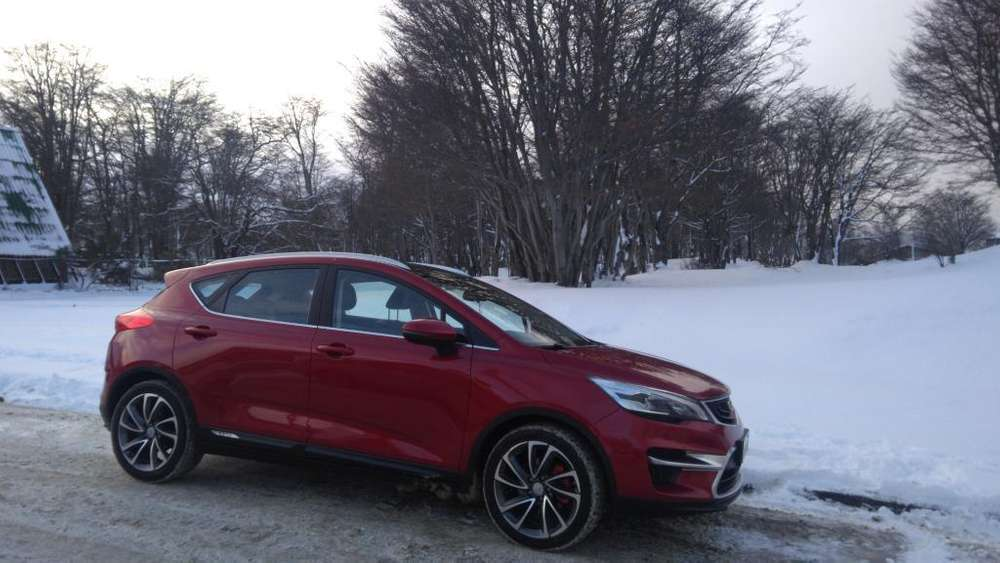 Geely Emgrand GS 2018 - 14500 km