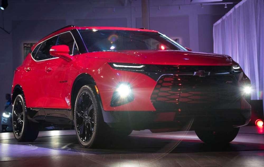 Chevrolet Blazer 2019 - 0 km