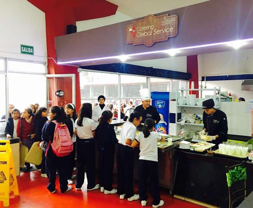 Catering para Empresas, Colegios, Universidades en Quito (Aceptamos VISA y MasterCard)