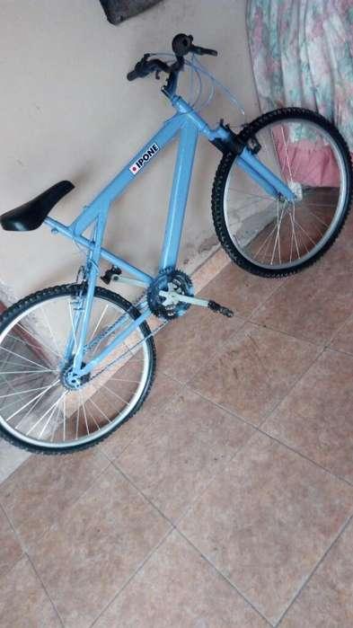 Bicicleta Todo Terreno de Aluminio