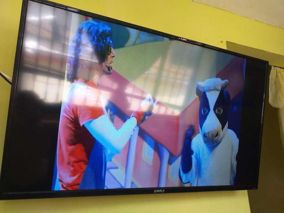 Vendo Tv Smart de 50 Pulgadas