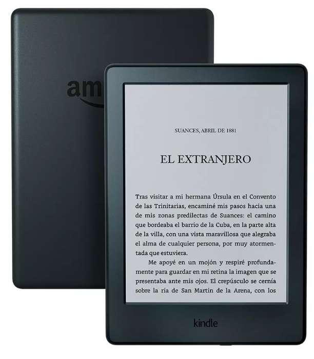 Lector de Libros Digital Amazon Kindle 20 libros a elección ! - (Reacondicionado) - Ebook Reader