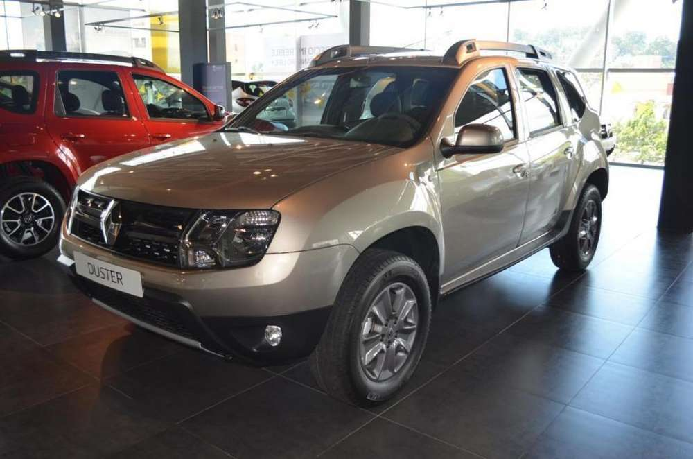 Renault Duster 2020 - 0 km