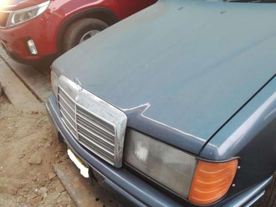 <strong>mercedes-benz</strong> Otro 1987 - 120000 km