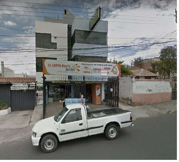 Anticresis departamento en Ambato