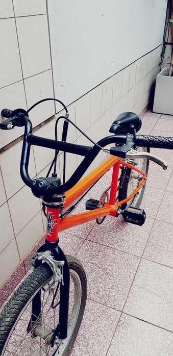 Bicicleta de Salto. Excelente estado
