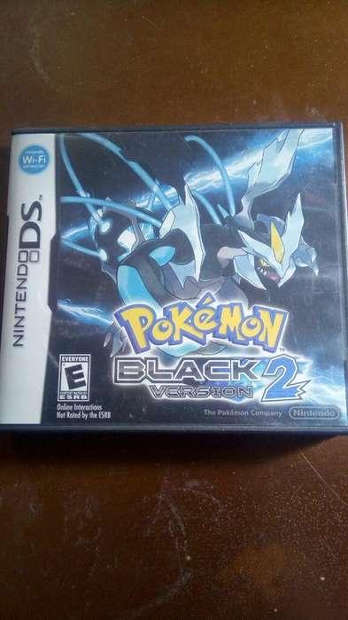 Pokémon Black 2 Nds Original