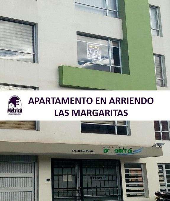 145A <strong>apartamento</strong> EN ARRIENDO LAS MARGARITAS