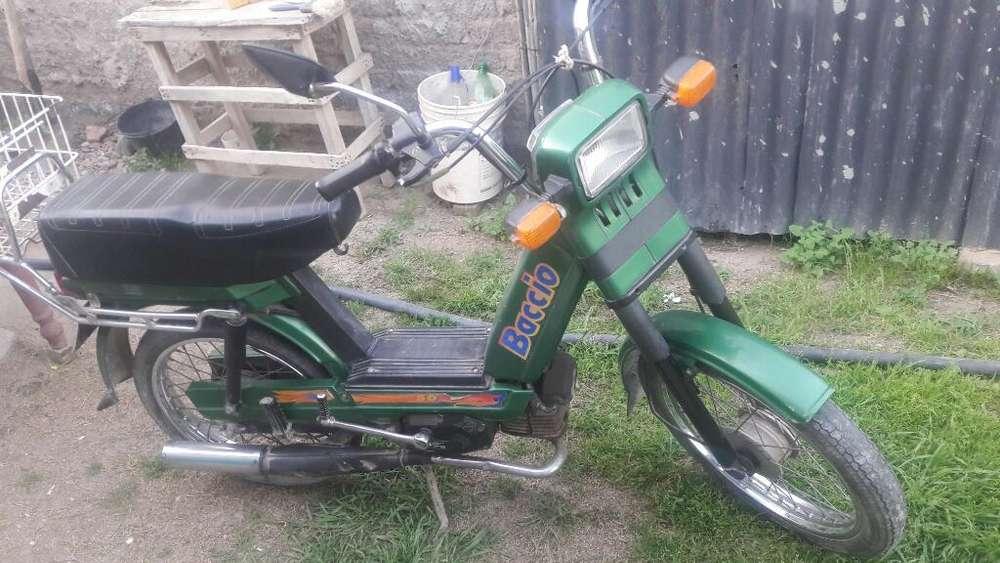 Moto Baccio 50cc