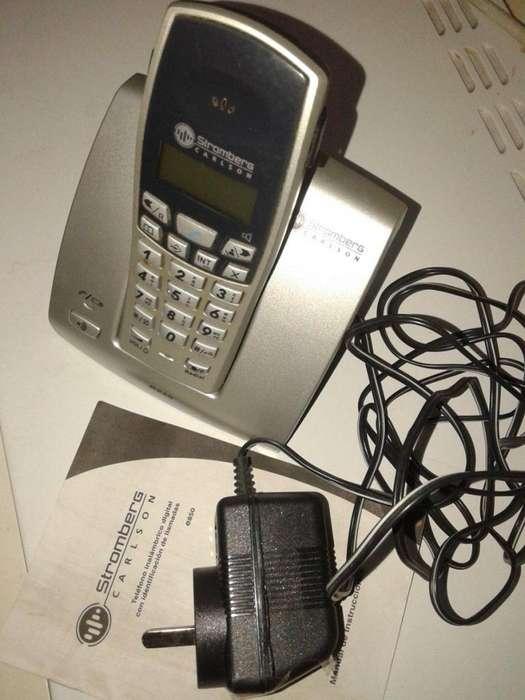 Telefono Inalambrico Stromberg-carlson Base- Adaptador