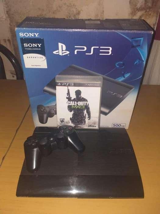 Vendo Playstation3 UltraSlim
