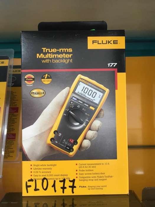 Multimetro Digital Fluke 177