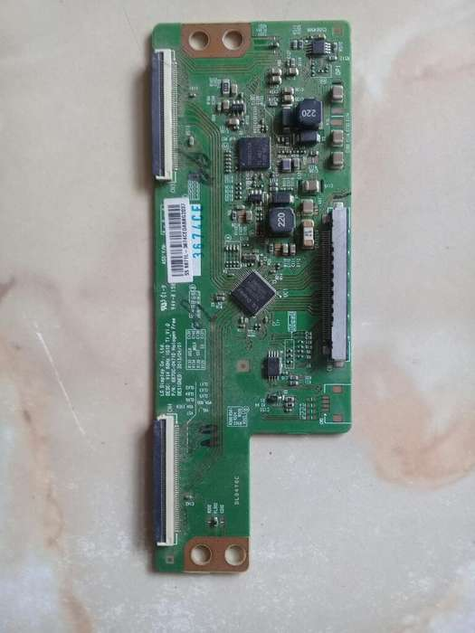 Placa T-con Tonomac To-55-4491-smart