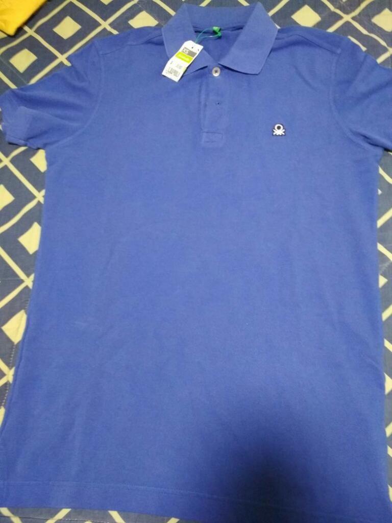 Camiseta Marca Benetton Nueva